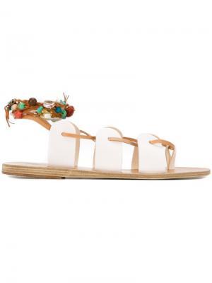 Сандалии Amaryllis Ancient Greek Sandals. Цвет: белый