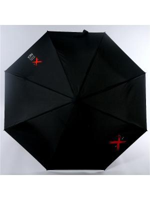 Зонт Nex. Цвет: черный, красный, белый