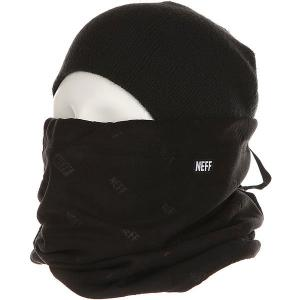 Шарф труба  Shield Gaiter Black Neff. Цвет: черный