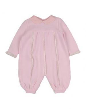 Детский комбинезон LADIA. Цвет: розовый