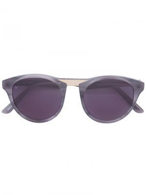 Солнцезащитные очки Black Betty Smoke X Mirrors. Цвет: серый