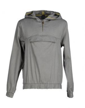 Куртка JIJIL. Цвет: серый
