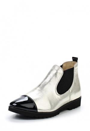 Ботинки Bosccolo. Цвет: золотой