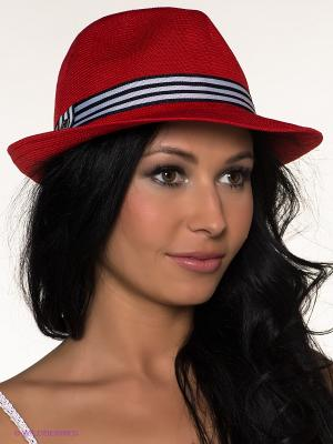 Шляпа Canoe. Цвет: красный, темно-синий