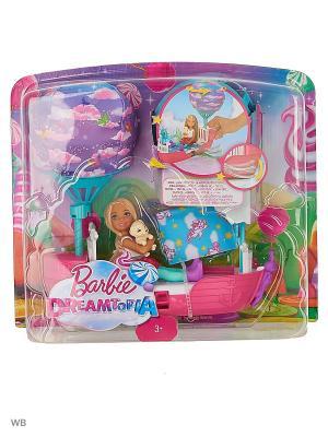 Волшебная кроватка Челси Barbie. Цвет: голубой, розовый