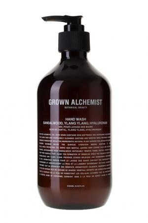 Жидкое мыло для рук Сандал и иланг-иланг, 500 ml Grown Alchemist. Цвет: без цвета