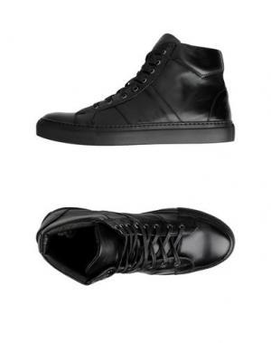 Высокие кеды и кроссовки 8. Цвет: черный
