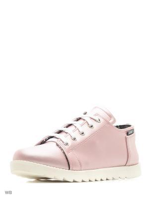 Кеды AZ-ART. Цвет: розовый