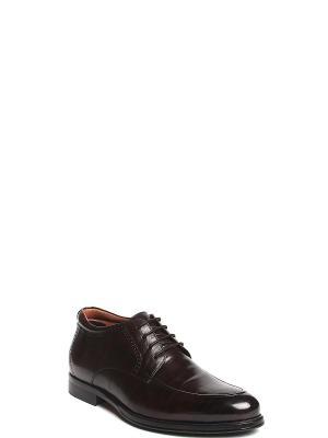 Ботинки MILANA. Цвет: коричневый