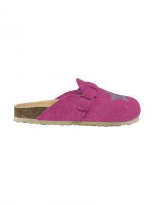 Пантолеты Lico. Цвет: розовый