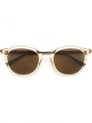 Солнцезащитные очки Boundary Thierry Lasry. Цвет: чёрный
