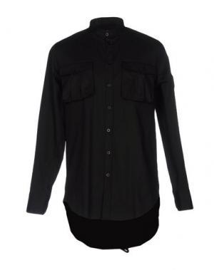 Pубашка NUMERO 00. Цвет: черный