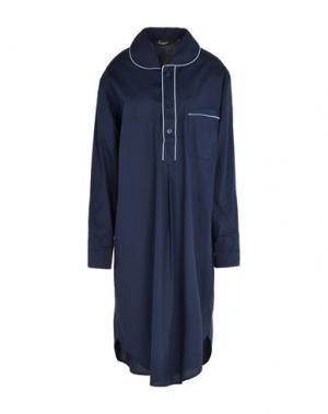 Ночная рубашка AMBASSADOR. Цвет: темно-синий