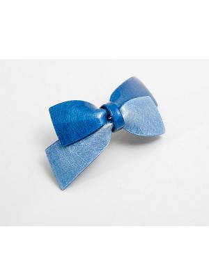 Заколка Kameo-bis. Цвет: синий, голубой