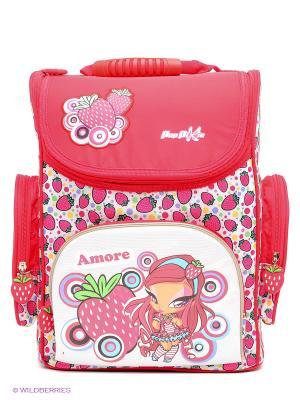 Рюкзак PROFF. Цвет: красный