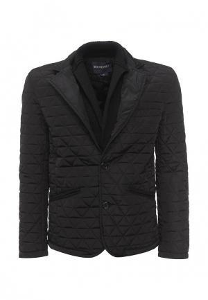Куртка утепленная Roosevelt. Цвет: черный