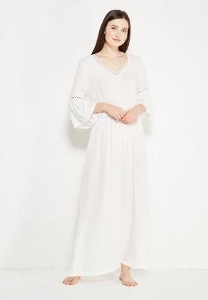 Платье Relax Mode. Цвет: белый