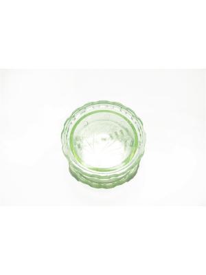 Мельница для чеснока KONONO. Цвет: зеленый