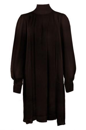 Платье Plein Sud. Цвет: коричневый
