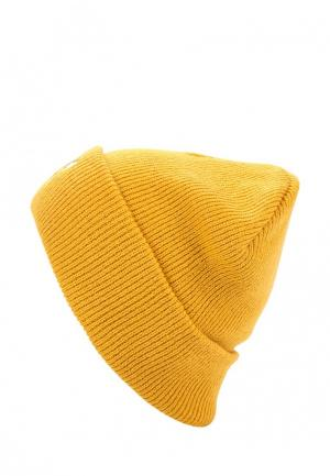 Шапка Vans. Цвет: желтый