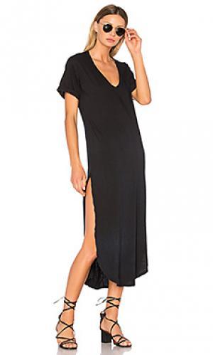 Платье deepest u Stillwater. Цвет: черный