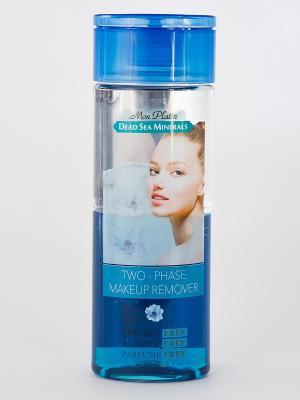 Двухфазное средство для снятия макияжа Mon Platin DSM. Цвет: голубой