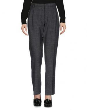 Повседневные брюки ...À_LA_FOIS.... Цвет: стальной серый