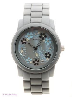 Часы Sprout. Цвет: серый