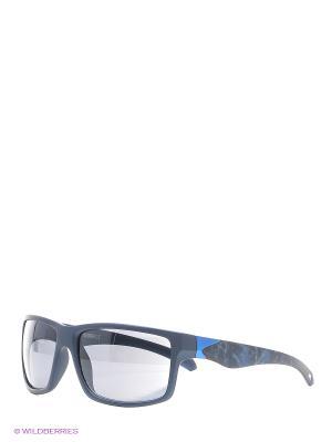 Солнцезащитные очки Mario Rossi. Цвет: синий