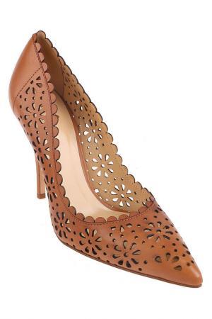 Туфли KATE SPADE. Цвет: коричневый