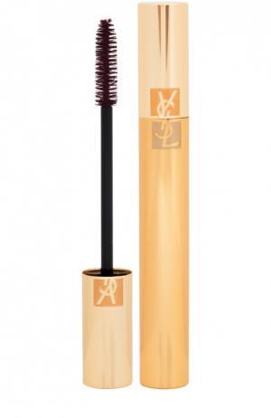 Mascara Volume Effect Faux Cils Тушь с эффектом накладных ресниц 02 Rich Brown YSL. Цвет: бесцветный