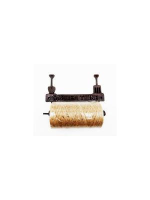 Настенный держатель  для веревки САДОВЫЕ ИНСТРУМЕНТЫ Magic Home. Цвет: коричневый