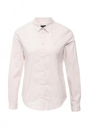 Рубашка Armani Jeans. Цвет: белый