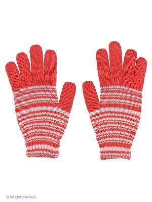 Перчатки Чудо-Кроха. Цвет: коралловый