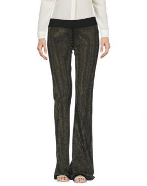 Повседневные брюки FISICO. Цвет: черный