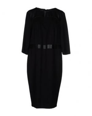 Платье до колена BASLER. Цвет: черный