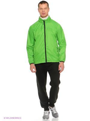 Куртка Classic Mac in a sac. Цвет: зеленый