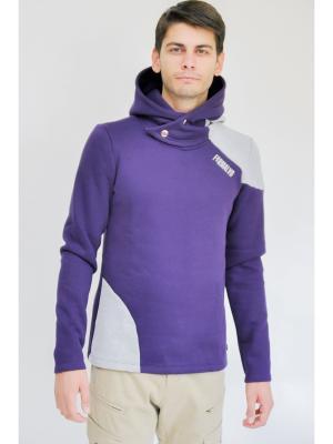 Худи Formalab. Цвет: темно-фиолетовый