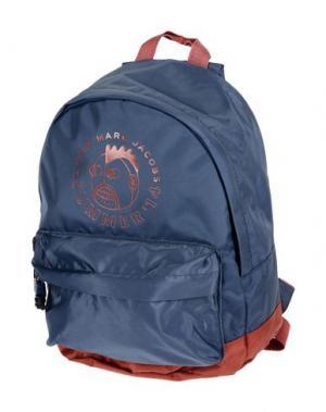 Рюкзаки и сумки на пояс LITTLE MARC JACOBS. Цвет: темно-синий