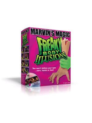 Набор фокусов Смешные ужасы с рукой от Marvins Magic. Цвет: зеленый, розовый