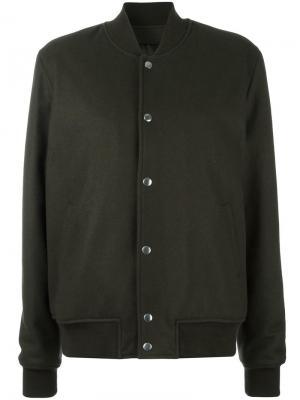 Куртка Timea Tee Harmony Paris. Цвет: зелёный