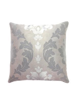 Декоративная подушка KONONO. Цвет: серебристый, серый меланж