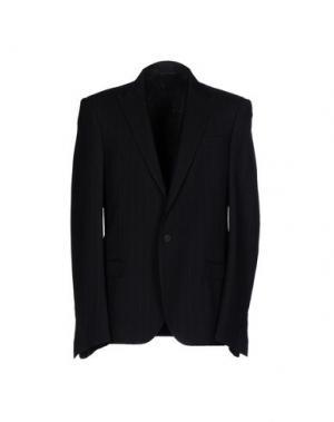 Пиджак COSTUME NATIONAL HOMME. Цвет: темно-синий