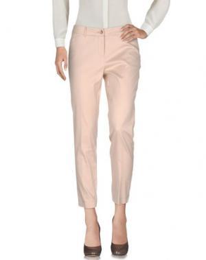 Повседневные брюки LAURÈL. Цвет: песочный