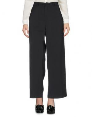 Повседневные брюки WESC. Цвет: черный