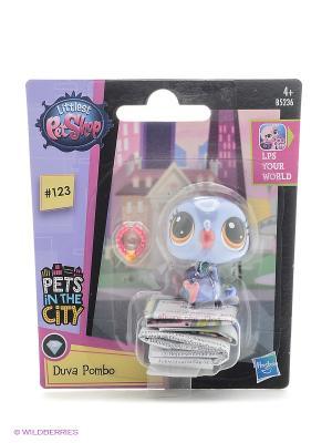Игрушка Зверюшка Littlest Pet Shop. Цвет: синий