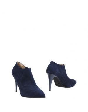 Ботинки STELE. Цвет: темно-синий