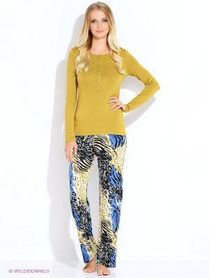 Комплект одежды CATHERINE'S. Цвет: синий, горчичный