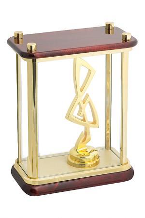 Статуэтка Скрипичный ключ Linea del Tempo. Цвет: золотой