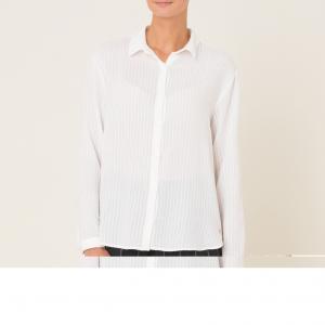 Рубашка VERA HARRIS WILSON. Цвет: экрю